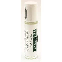 TREE MON ROLL ON ANTI ACNE 15ml.,MON DECONATUR