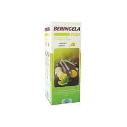 BERENJENA PLUS (con L-Carnitina, Cafe Verde y Limon), DIETMED, 500 ml.