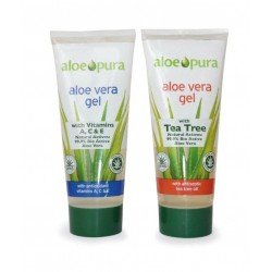 GEL ALOE VERA ANTIOXIDANTE 200ml.,MADALBAL