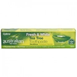 AUSTRALIAN TEA TREE DENTIFRICO 100ml.,MADALBAL