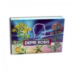 DEPRI ROBIS. Antidepresivo natural. (30 comp)