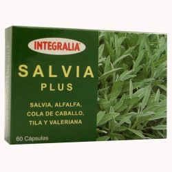 CAP. SALVIA PLUS 60 CAP INTEGRALIA