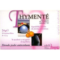 THYMENTE (Inf. tomillo, menta y te)  SORIA NATURAL