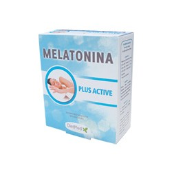 MELATONINA PLUS ACTIVE, DIETMED, 60 comprimidos