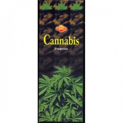 INCIENSO DE CANNABIS, SAC