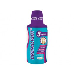 DRENALIGHT 5 ACCIONES, DIETMED, 600 ml.