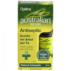 AUSTRALIAN TEA TREE ACEITE ARBOL DE TE 10ml.,MADALBAL