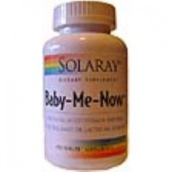 BABY ME NOW PRENATAL MULTI 150 COMPRIMIDOS,SOLARAY