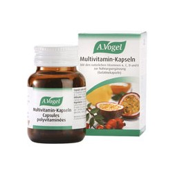 MULTIVITAMIN 60 CAPSULAS, A.VOGEL