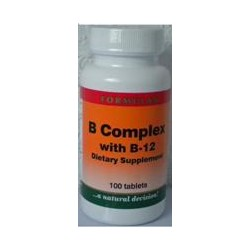 BALANCED COMPLEJO B - Nutri force