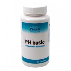 PH BASIC, PLANTAPOL, 60 cápsulas (775 mg)