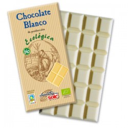 CHOCOLATE BLANCO SIN GLUTEN, SOLE