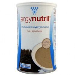 ERGYNUTRIL CAPPUCHINO 300 GR, NUTERGIA