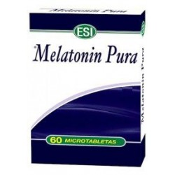 MELATONINA PURA 1,9 mg, 60 Microtabletas