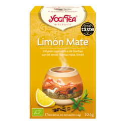 LIMON MATE, YOGI TEA