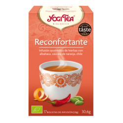 RECONFORTANTE, YOGI TEA