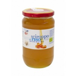 SIROPE ARROZ BIO 900ML, LA FINESTRA