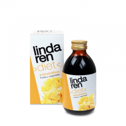 LINDAREN DIET ANTICELULITICO 250ml.,LINDAREN DIET