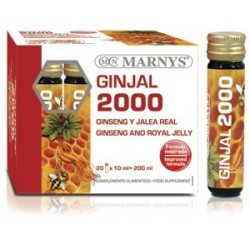GINJAL 2000, GINSENG Y JALEA REAL, MARNYS