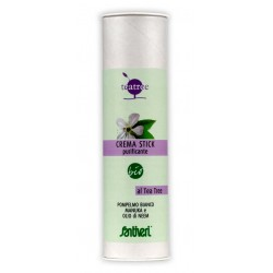 CREMA TE TREE STICK PURIFICANTE, 10 ML, SANTIVERI