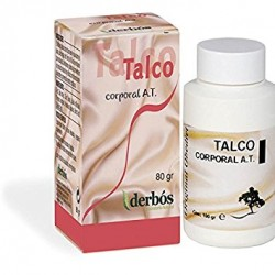 TALCO ANTISEPTICO CORPORAL 100 ML, D´HERBOS