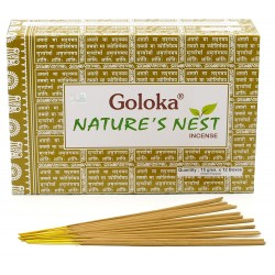 INCIENSO GOLOKA, NATURE NEST