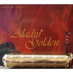 CARBONES PARA INCIENSO O CACHIMBA, ALADIN GOLDEN