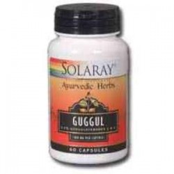 GUGGUL 500mg. 60 CAPSULAS,SOLARAY