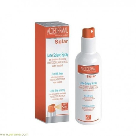 SPRAY SOLAR CORPORAL, FACTOR 50, ALOEDERMAL, ESI
