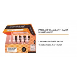 TRATAMIENTO ANTICAIDA INTENSIVO, PACK AMPOLLAS, NUGGELA & SULE