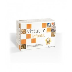VITTAL IN JALEA REAL INFANTIL, 300 MG, PLAMECA