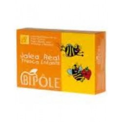 BIPOLE JALEA REAL INFANTIL INT 300 MG, INTERSA