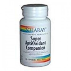 SUPERANTIOXIDANTE COMPANION 30 CAPSULAS,SOLARAY