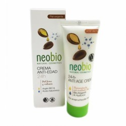 CREMA FACIAL ANTIEDAD 24 HORAS 50ML, NEOBIO