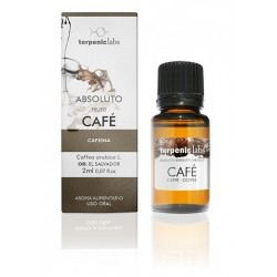 CAFE ABSOLUTO aceite esencial, 2ML, TERPENIC
