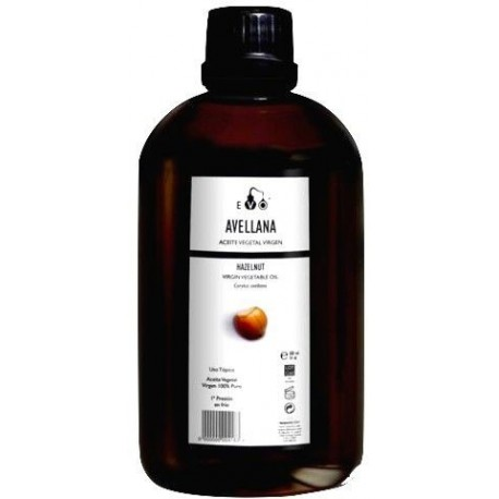 AVELLANA, aceite virgen 500 ml, TERPENIC
