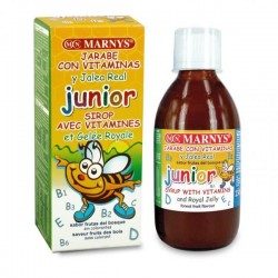 JARABE JUNIOR MULTIVITAMINICO CON JALEA REAL 250 ML