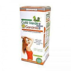 CAFE VERDE + GARCINIA, 500 ML, PINISAN