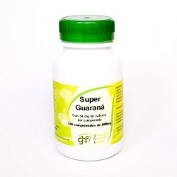 SUPER GUARANA 120 CAPS, GHF