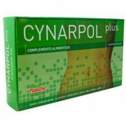 CYNARPOL PLUS, PLANTAPOL, 20 ampollas de 10 ml.