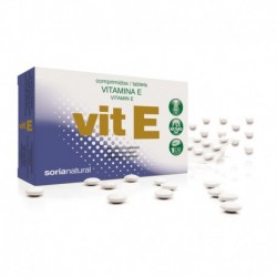 VITAMINA E RETARD 200MG , SORIA NATURAL