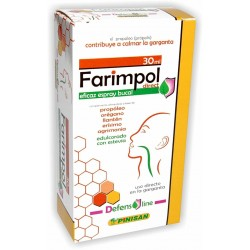 FARINPOL DIRECT 30 ML, SPRAY BUCAL, PINISAN
