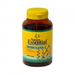 ESPIRULINA 400MG 250 COMPRIMIDOS NATURE ESSENTIAL