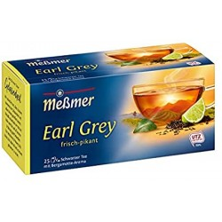 INFUSION TE EARL GREY  25 UNID  MILFORD