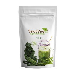 Kale Chips Picantes