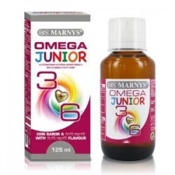OMEGA 3, 6, JUNIOR, MARNYS