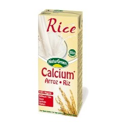 ARROZ CALCIUM, NATURGREEN, 200ml
