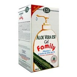 GEL ALOE VERA FAMILY DOSIF 500ML