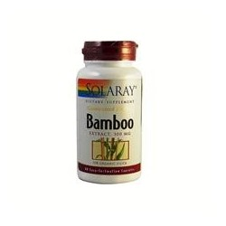 BAMBU 60Capsulas  300MG SOLARAY