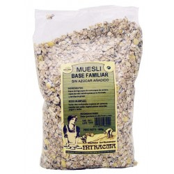 MUESLI BASE 1 KG INTRACMA